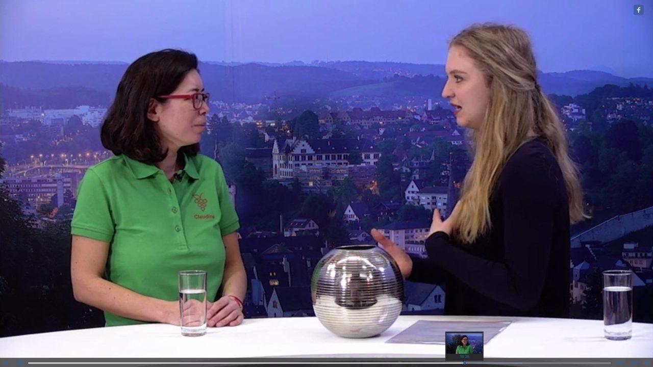 Schaffhauser Fernsehen – | Hüt im Gspröch | HÜT IM GSPRÖCH – 27. März 2019 Claudine-Sachi Münger Thumbnail