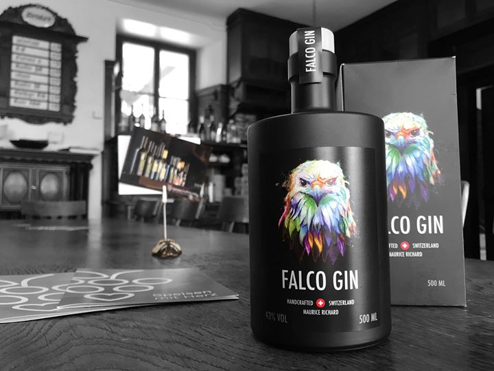 Falco Gin Thumbnail