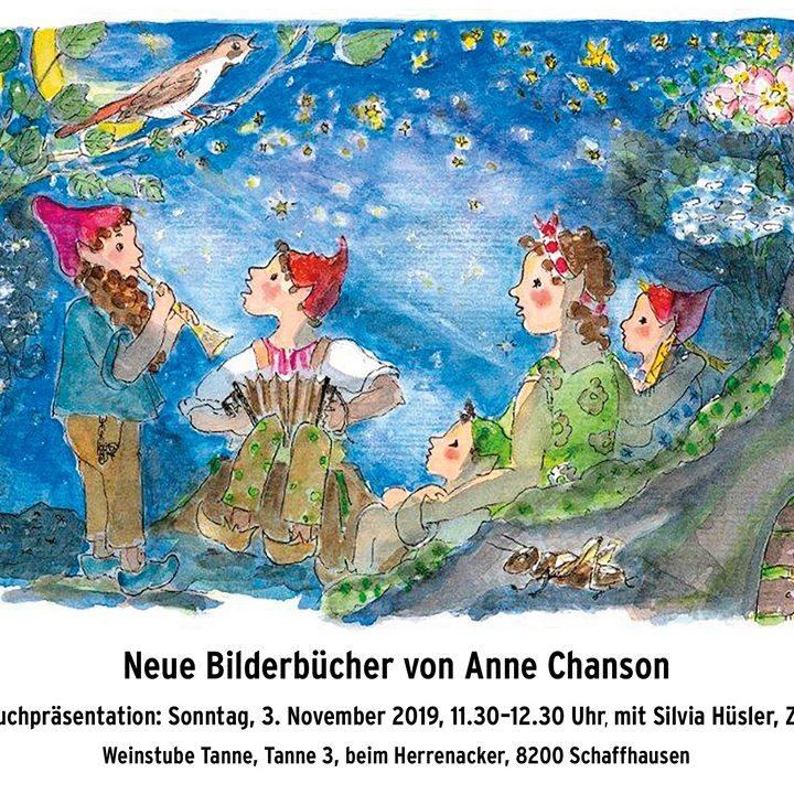Bilderbücher Präsentation von Anne Chanson Thumbnail