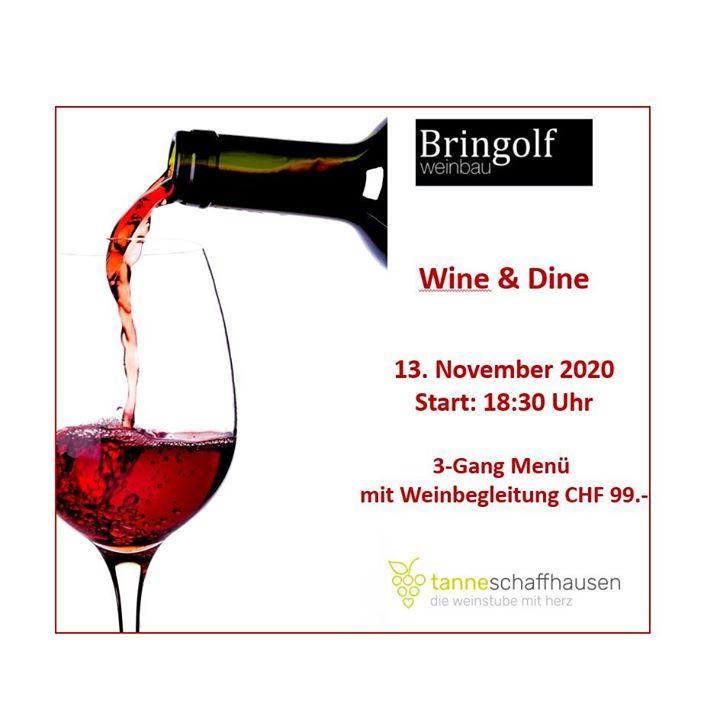 Wine & Dine mit Bringolf Weinbau Thumbnail