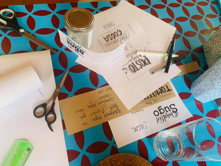 Handlettering workshop by denise – kokosweiss Thumbnail